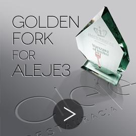 golden fork 2014