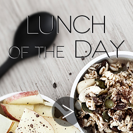 lunch of the day